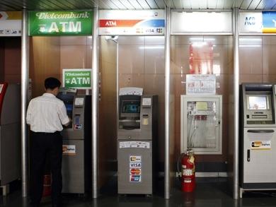 NHNN làm cách nào để xác định ATM hết tiền hay bị lỗi?