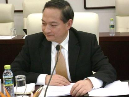 Trợ lý Bộ Trưởng Ngoại giao Trung Quốc mất chức vì tham nhũng