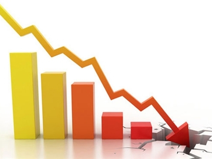 Giá dầu phá đáy 5 năm về sát 50 usd/thùng, hai sàn giảm điểm