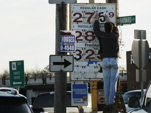 Giá xăng tại Mỹ sẽ giảm khi dỡ bỏ lệnh cấm xuất khẩu dầu