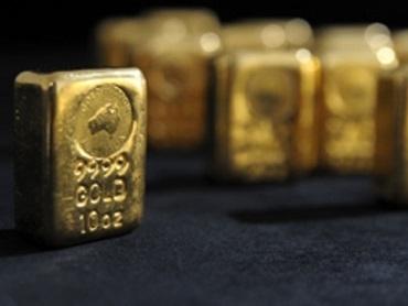 Giá vàng vượt 1.200 USD/ounce do lo ngại về eurozone, chứng khoán đi xuống