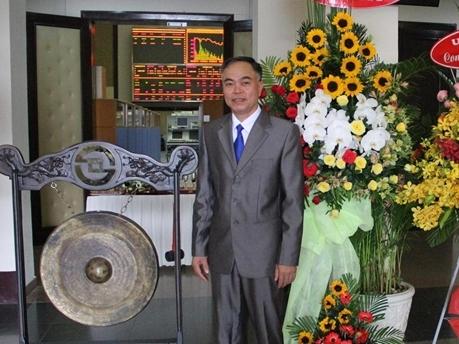 Ông Hà Thế Phương được bầu làm Chủ tịch HĐQT của FCM từ 1/1