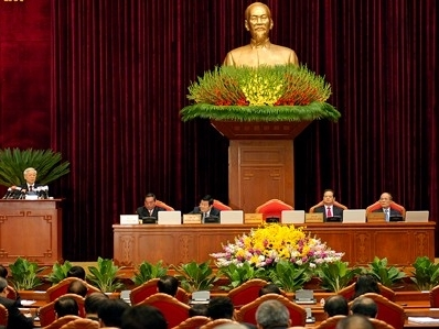 Hội nghị Trung ương 10 thực hiện công tác nhân sự