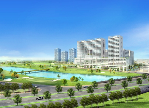 Phú Mỹ Hưng mở bán căn hộ Scenic Valley đợt III ngày 11/1