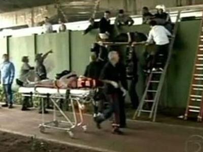 Va chạm tàu hỏa kinh hoàng tại Brazil, 140 người bị thương
