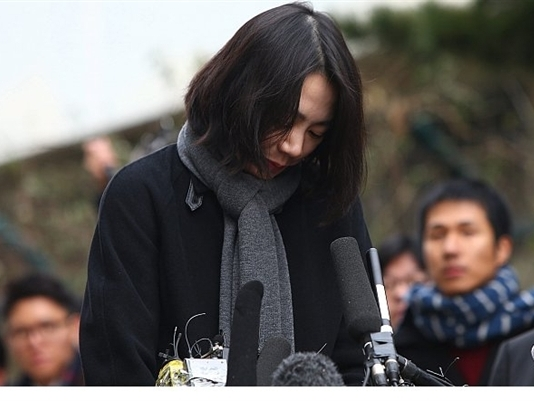 Chính thức khởi tố con gái chủ tịch Korea Air