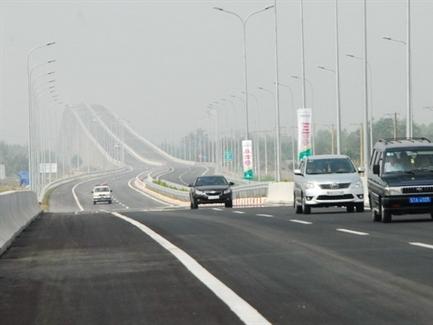 Cao tốc TP HCM – Long Thành – Dầu Giây khai thác thêm 4km
