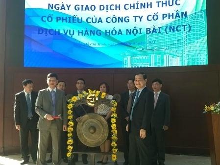 NCT: Lãi 2014 ước đạt 324 tỷ đồng, chào sàn với giá kịch trần