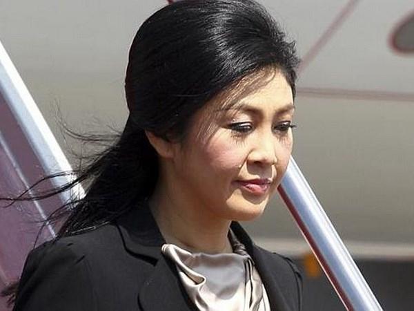 Thái Lan sẽ luận tội cựu Thủ tướng Yingluck vào ngày mai 9/1