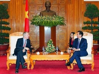 Hoa Kỳ muốn trở thành nhà đầu tư số 1 của Việt Nam