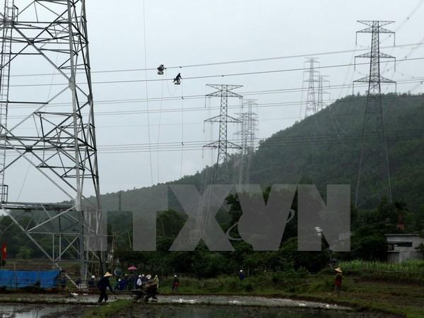 Tổ máy số 1 Nhiệt điện Mông Dương 1 hòa lưới điện quốc gia
