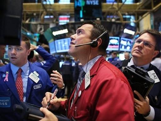Chứng khoán Mỹ tăng mạnh nhất 3 tuần sau biên bản họp Fed