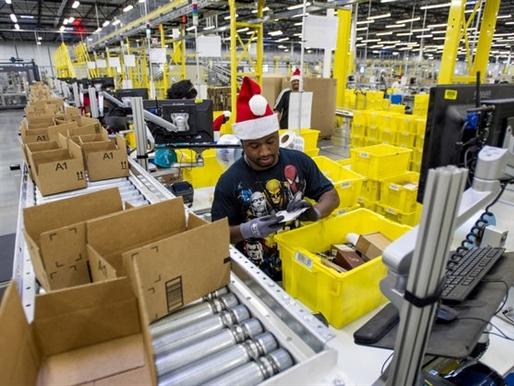Mỹ: Số đơn xin trợ cấp thất nghiệp tiếp tục giảm trong đầu năm mới