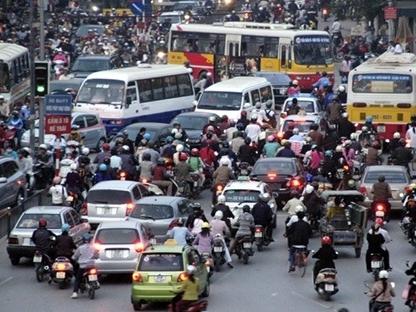 Sẽ phải đấu giá quyền mua ôtô tại Tp.HCM?