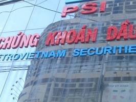 SHF đăng ký bán 7,5 triệu cổ phiếu PSI