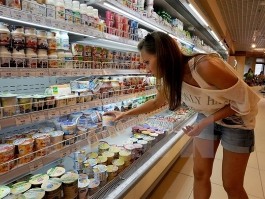 Thủ tướng Nga kêu gọi ngăn tình trạng leo thang giá cả lương thực