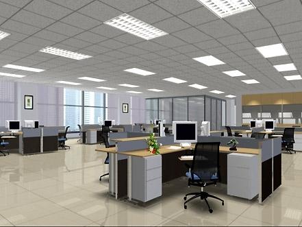 Giá thuê văn phòng có xu hướng giảm