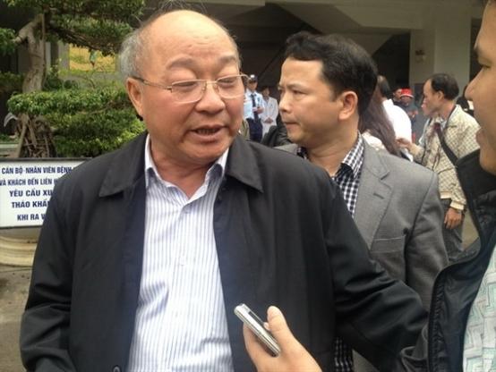 Ông Nguyễn Bá Thanh tỉnh táo, phác đồ điều trị đông tây y kết hợp
