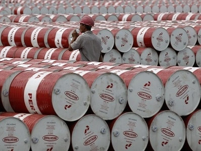 Giá dầu giảm 7 tuần liên tiếp