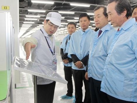 Áp thuế hàng bán nội địa của Samsung thế nào?