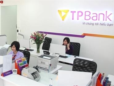 TPBank lãi 536 tỷ đồng năm 2014, bằng 122% kế hoạch