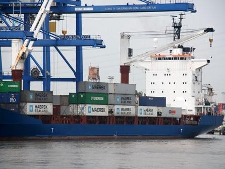 Lượng tàu biển Việt Nam bị lưu giữ ở nước ngoài giảm mạnh