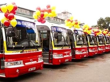 IPO Hanoibus: Chào bán 2 triệu cổ phiếu