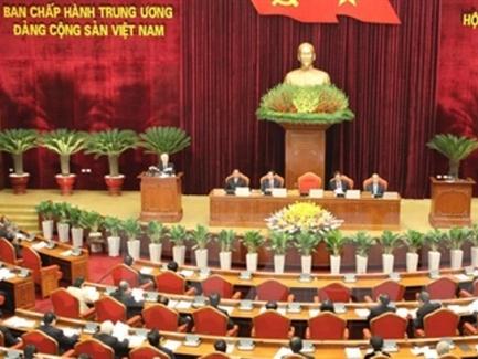 Chiều nay (12/1), bế mạc Hội nghị Trung ương 10 khóa XI