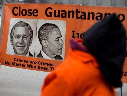 Biểu tình tại Mỹ đòi đóng cửa nhà tù Guantanamo