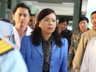 Bộ trưởng Y tế thăm ông Nguyễn Bá Thanh