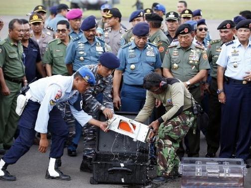 Phải mất 1 năm nghiên cứu chi tiết dữ liệu hộp đen máy bay QZ8501