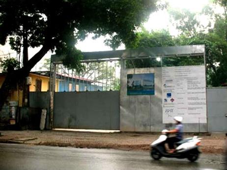 Hà Nội tính xây bãi đỗ xe ngầm trong công viên Thống Nhất