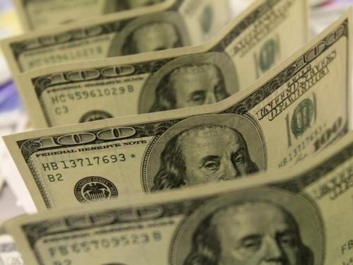 USD giảm sau báo cáo doanh thu đáng thất vọng