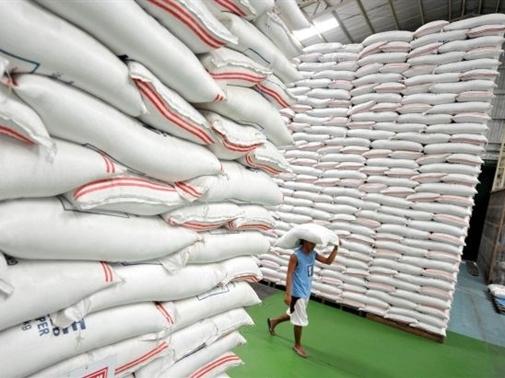 """Thái Lan lên kế hoạch """"xả"""" hết 17 triệu tấn thóc gạo tồn kho"""