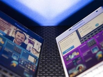 """BlackBerry, Samsung phủ nhận tin đồn """"sắp về chung một nhà"""""""