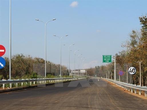Ngày 8/2, thông xe toàn tuyến cao tốc TP.HCM-Long Thành-Dầu Giây