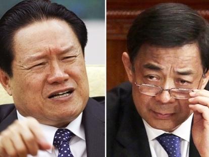 Trung Quốc lần đầu thừa nhận 'bè phái' Bạc Hy Lai và Chu Vĩnh Khang