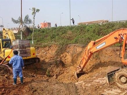 Lại vỡ đường ống nước sạch Sông Đà