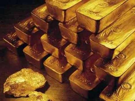 Giá vàng tăng do lo ngại tăng trưởng kinh tế toàn cầu