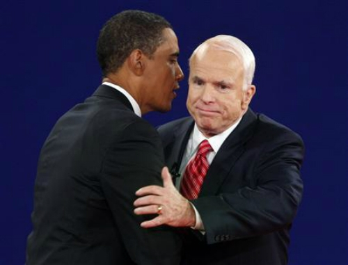 John McCain, người giám sát mới của quốc phòng Mỹ