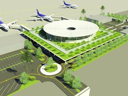 Ngày 17/1 khởi công xây mới Nhà ga sân bay Phù Cát