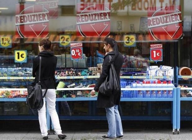 Tỷ lệ lạm phát tại Đức xuống thấp nhất trong hơn 5 năm