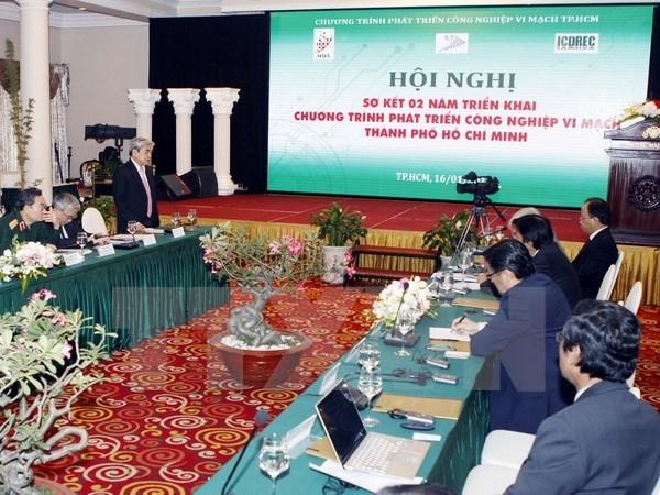 Việt Nam đứng thứ 3 Đông Nam Á về thiết kế vi mạch điện tử