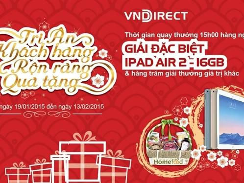 VNDIRECT tổ chức chương trình Tri ân khách hàng