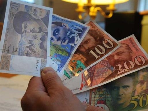 Giới tài chính mất hàng trăm triệu USD vì franc Thụy Sĩ tăng giá