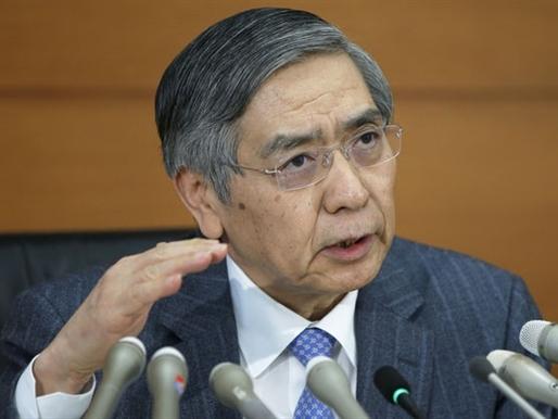 BOJ mở rộng quy mô và thời gian của chương trình cho vay