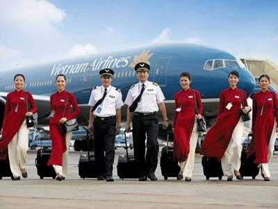Vietnam Airlines chuyển địa điểm làm thủ tục bay nội địa tại Nội Bài
