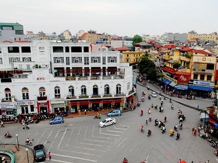 Hà Nội phê duyệt kế hoạch sử dụng đất quận Hoàn Kiếm năm 2015