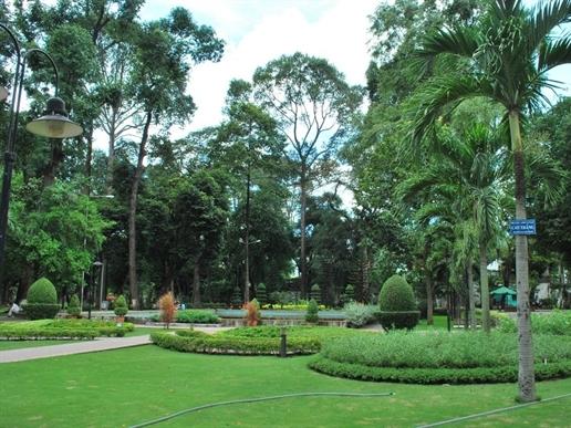 Vingroup được giao lập dự án bãi xe ngầm Công viên Tao Đàn