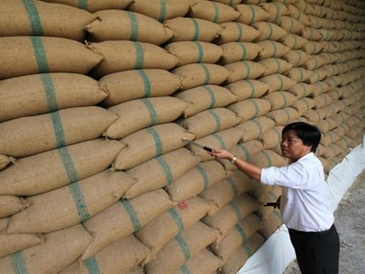 Thái Lan cho phép kiểm tra kho gạo trước phiên đấu giá